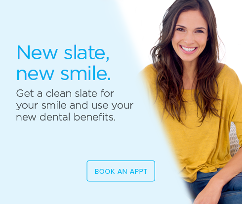 Monument Dentists - New Year, New Dental Benefits